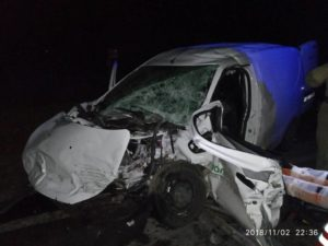 Появились подробности ДТП на запорожской трассе: пострадавший находится в реанимации - ФОТО