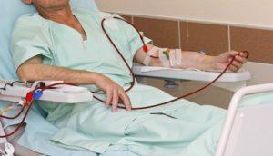 В Запорожской области выделят почти 700 тысяч гривен на адресную помощь гемодиализным пациентам