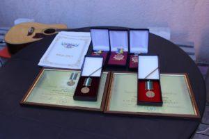 В Запорожье поздравили волонтеров центра «Солдатский привал» - ФОТО
