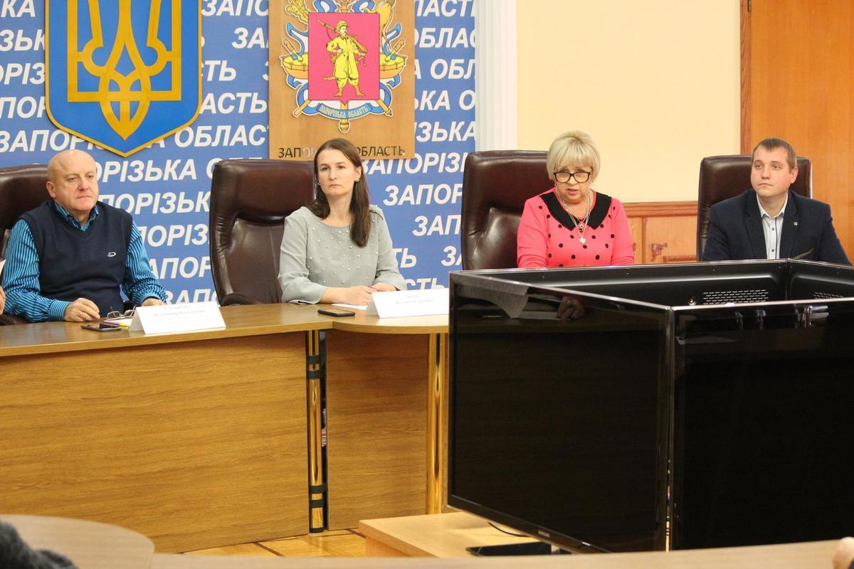 В Запорожской области запустили новый молодежный проект «Young business generation YBG»
