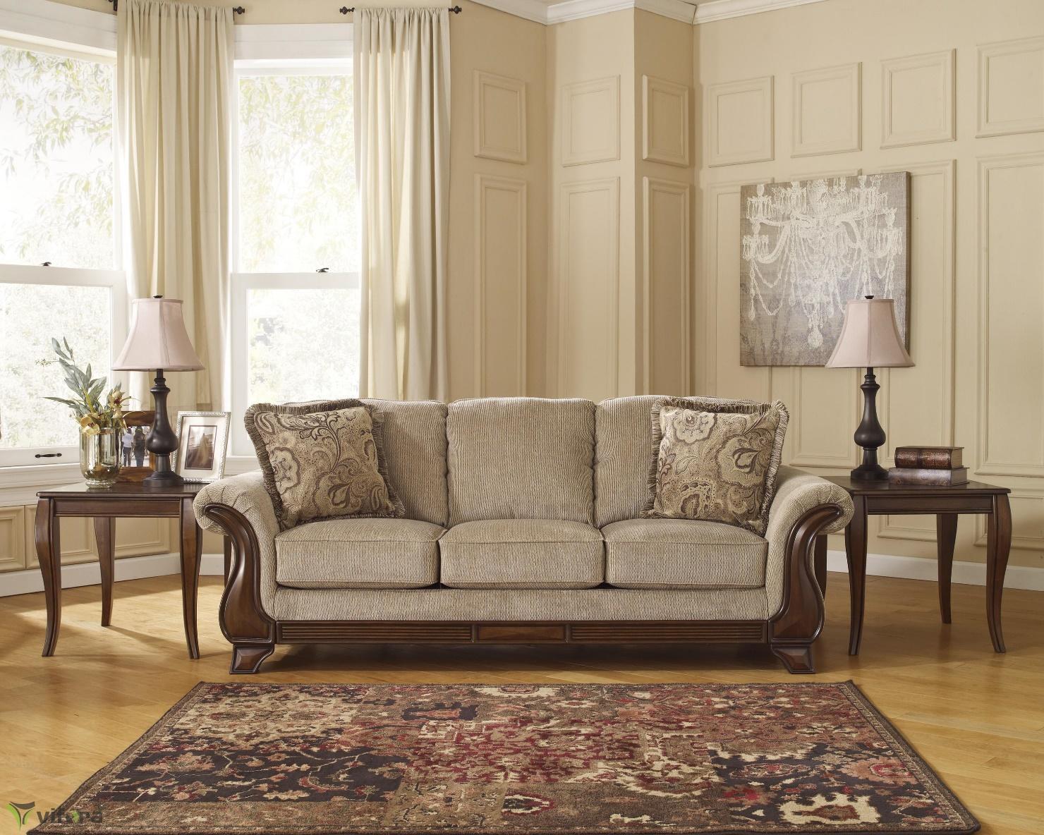 Прямой диван – универсальность, помноженная на эстетику