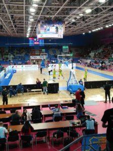 В Запорожье баскетболисты сборной Украины обыграли действующих чемпионов Европы из Словении - ФОТО