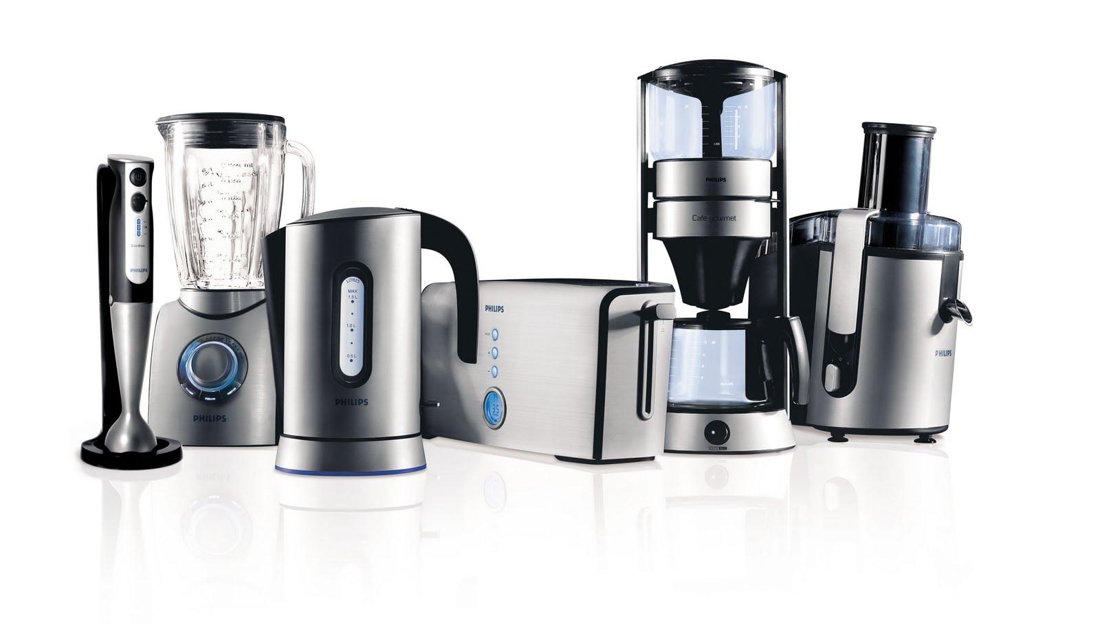 Выбор бытовой техники от производителя Philips