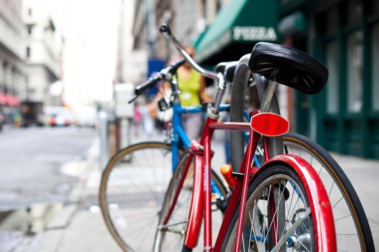 В Запорожье из бюджета города выделят 850 тысяч гривен на развитие велоинфраструктуры