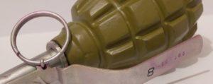 В Запорожской области СБУшники обнаружили тайник с гранатами - ФОТО