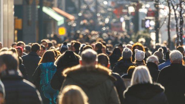 С начала года население Запорожской области сократилось на 14 тысяч человек