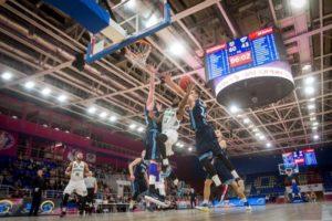 Федерация баскетбола Запорожской области с открытием ДС «Юность» получила возможность увеличить финансирование команд