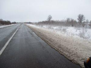 В Запорожской области обеспечен проезд по всем автодорогам - ФОТО
