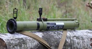 В Запорожской области у мужчины обнаружили гранатомет - ФОТО