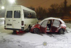В полиции открыли уголовное дело по факту ДТП с маршруткой в Запорожье, в котором погиб ребенок - ФОТО