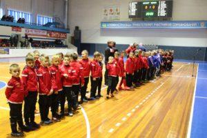В Запорожье стартовал детский футбольный турнир - ФОТО