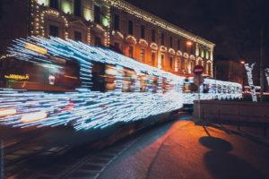 Запорожцам на заметку: как в новогоднюю ночь будет работать общественный транспорт
