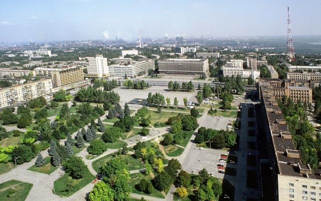 В Запорожье на площади Фестивальной собираются построить храм Православной церкви Украины