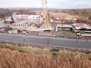 Ремонт моста через реку Сухая Балка на запорожской трассе: какие работы проводятся сейчас - ФОТО