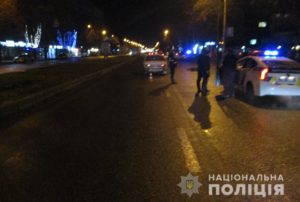 Водитель, насмерть сбивший в Запорожье женщину, находился под воздействием наркотиков - ФОТО