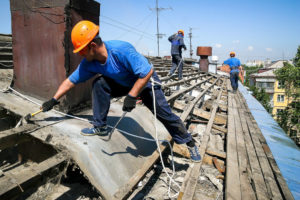 В Запорожье в течение года успели капитально отремонтировать только 69 домов