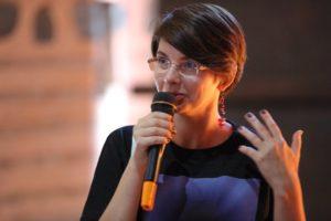 В Запорожье музыкальный критик и журналист Любовь Морозова расскажет о тенденциях в украинской музыке