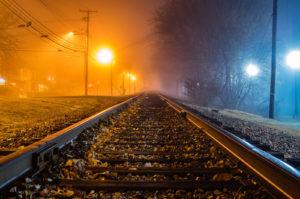 В Запорожской области поезд насмерть сбил женщину