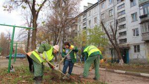 В Запорожье увеличат количество зеленых насаждений