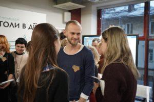 Запорожский учитель, который получил звание педагога-новатора Украины, представил регион на национальном саммите