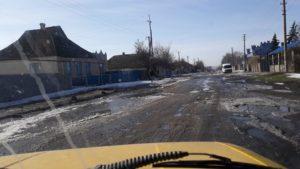Запорожские депутаты потребовали включить в план ремонта дорог участок в Каменке-Днепровской