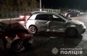 В Запорожской области произошло два серьезных ДТП с пострадавшими - ФОТО