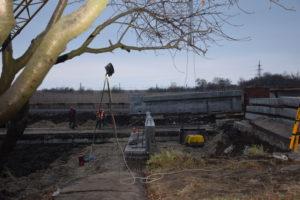 Ремонт моста через реку Сухая Балка на запорожской трассе планируют завершить до конца года - ФОТО