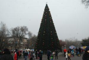В День святого Николая в Запорожье откроют новогодний городок и главные елки