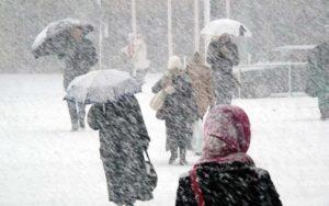 Мокрый снег и гололед: в Запорожской области объявили штормовое предупреждение