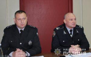 В Запорожской области назначили нового начальника Приазовского отделения полиции - ФОТО