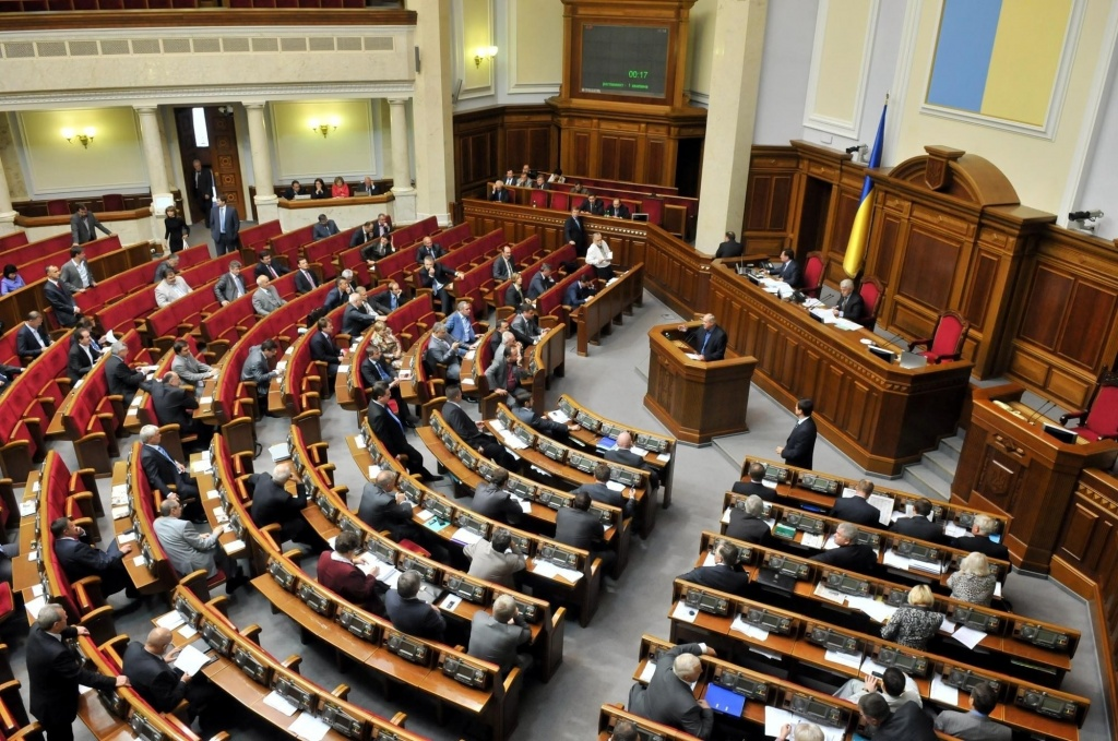 Запорожский нардеп прогулял все декабрьские заседания Верховной Рады