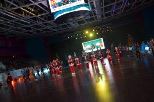 Почти пять тысяч маленьких запорожцев посетили удивительное новогоднее представление – ФОТО, ВИДЕО