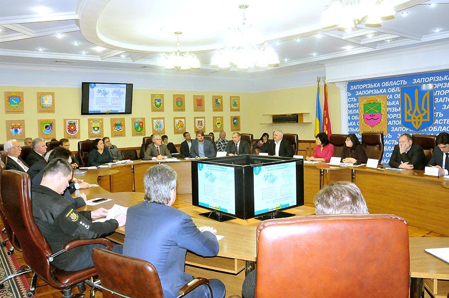 В Запорожской области большая часть территориальных громад признаны неспособными