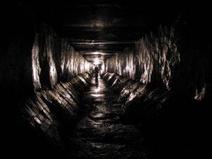 Темнота и компьютерная техника: что увидели запорожские диггеры в подземном складе - ВИДЕО