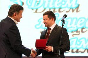Председатель областного совета Григорий Самардак призвал чиновников работать над бюджетом 2019 года