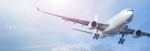 В Запорожской области пассажирооборот авиаперевозок вырос на 8,5%