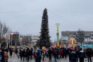 С завтрашнего дня в Запорожье стартует новогодне-рождественский фестиваль