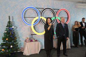 В Запорожье поздравили ветеранов олимпийского спорта - ФОТО