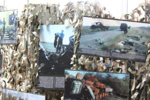 В Запорожье открыли выставку памяти, экспонатами которой стали вещи погибших воинов - ФОТО