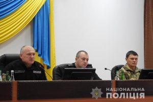 В Запорожской области увеличили количество нарядов полиции и мобильных блокпостов