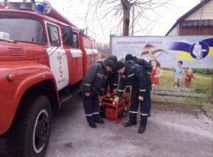 В Запорожской области центр детской реабилитации остался без электроснабжения - ФОТО