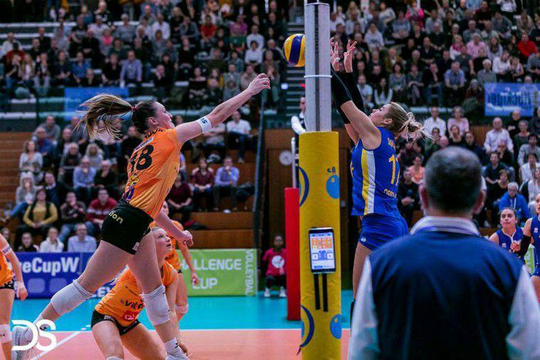В Запорожье волейбольная команда «Орбита-ЗНУ» сыграет против швейцарцев