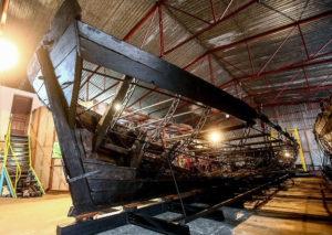 Запорожские гидроархеологи продолжают сбор средств для экспедиции по исследованию затонувших кораблей