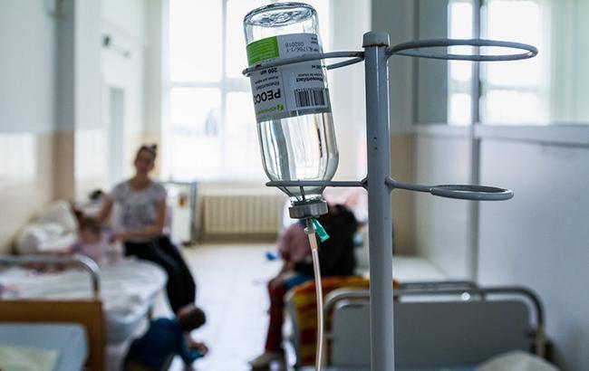 В Запорожской области за неделю 136 человек обратились в больницы с отравлением