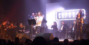 В Запорожье состоится концерт группы «Скрябин» в сопровождении симфонического оркестра
