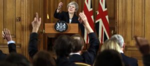 Итоги Брекзит: В Британии будут голосовать о недоверии правительству