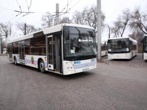 В Запорожье со следующей недели будет курсировать новый маршрут с Бабурки в центр города