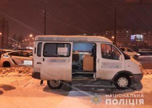 В спальном районе Запорожья подрезали и ограбили мужчину - ФОТО