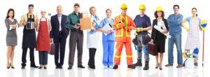 Рейтинг самых высокооплачиваемых сфер труда в Запорожье - инфографика