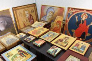Жители Запорожья могут ознакомиться с уникальной выставкой украинской иконописи - ФОТО